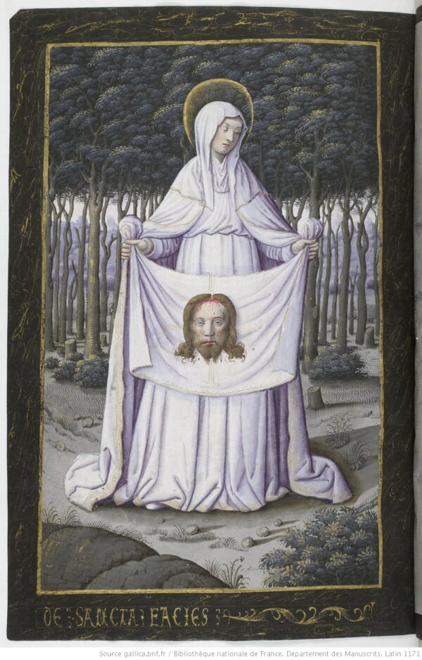 De Vera Icon: reliek en visioen
