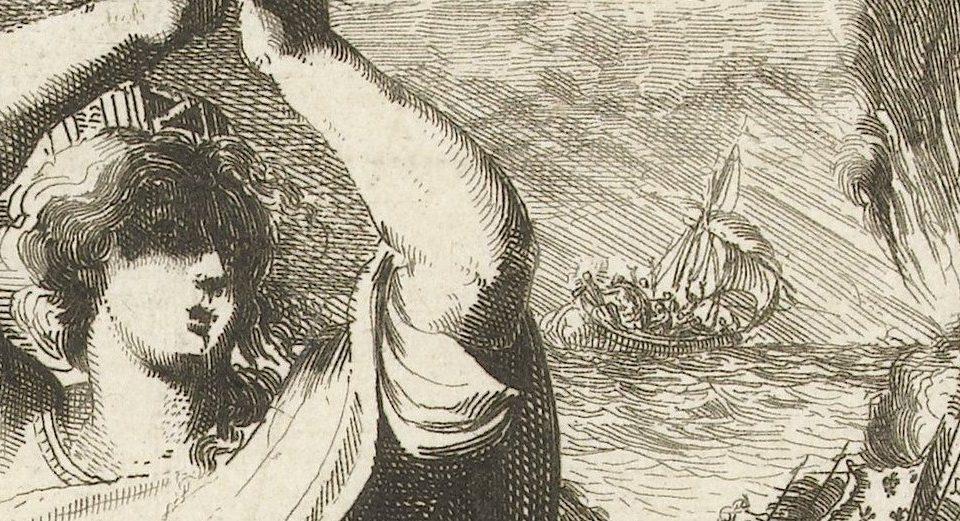 De Allerheiligenvloed van 1675 en andere rampen