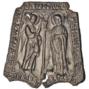 Insigne Aken Middelburg Zeeuws Museum Annunciatie