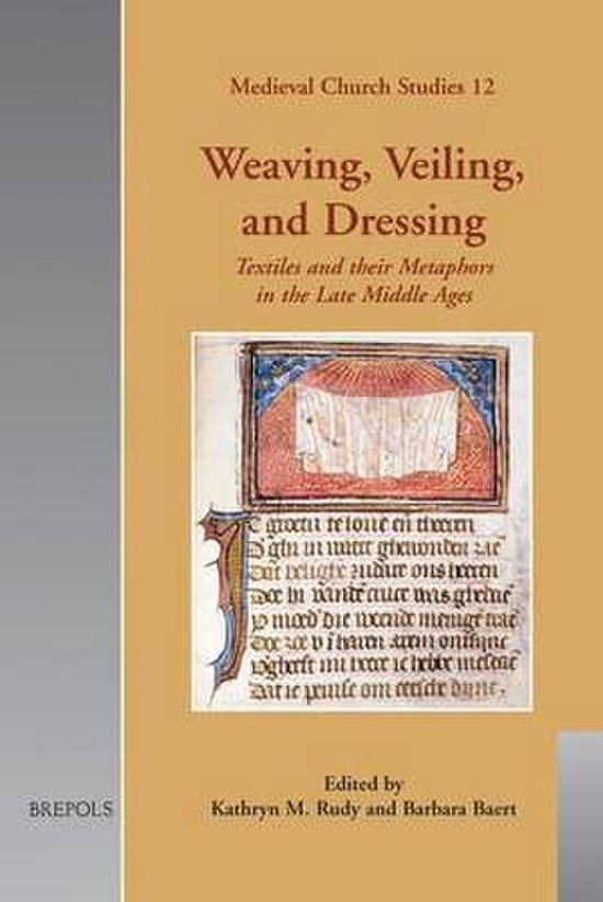 Omslag Weaving, Veiling and Dressing